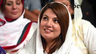 Ex-wife Reham Khan hits out at media publication over a fake Imran Khan news