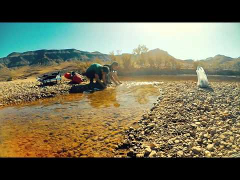 EPIC HIKING ADVENTURE! ROAD TO TIZGUI, MOROCCO!