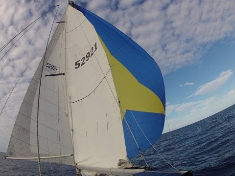 Slick's Atlantic Crossing Part 1, Days 0-5