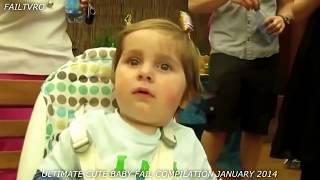 ►Vidéos drole de bébé, Essaye de ne pas rire 2017 Compilation bébé◄