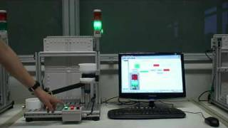 MTL CodeSys Training System - Object Counter System