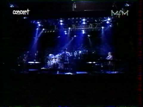 Sting-I was brought to my senses (early 1996 MF tour rehearsals)