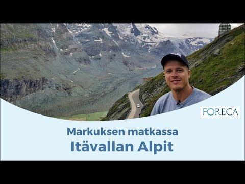 Markuksen matkassa -sarja alkaa: Itävallan upeat Alpit