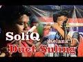 Kelana 1 - Soliq Irwansyah DUET SULING bareng ponakan (Galih) pakai satu tangan (menit 5:08)