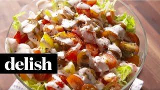 How To Make BLT Pasta Salad  Delish