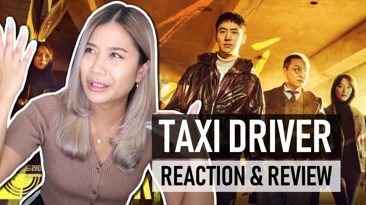 K-Drama Review | Taxi Driver 모범택시