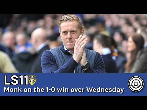 LS11 | Garry Monk on Leeds United's win over Sheffield Wednesday
