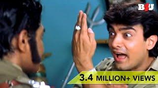 Aamir Khan & Johnny Lever Funny Scene | Mela | Aamir Khan, Johnny Lever, Twinkle Khanna