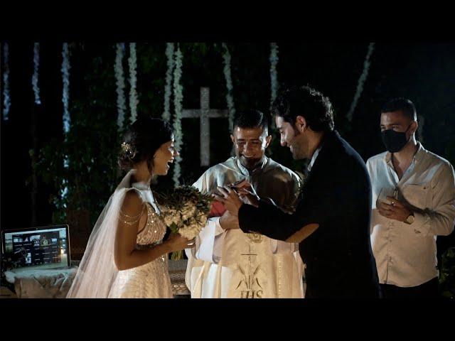 Alejandro González - Bonito (Video Oficial hecho en el Matrimonio)