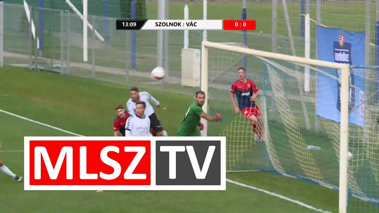 Szolnoki MÁV FC - Vác FC |1-5 (0-4) | Merkantil Bank Liga NB II.| 15. forduló |