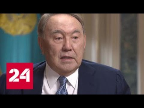 Нурсултан Назарбаев: Астана