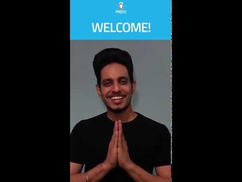 Spoken English Class in Punjabi | Learn English with enguru App