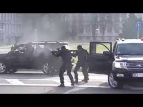 Попытка убийства Лукашенко - Покушение : как это было .  История Новости