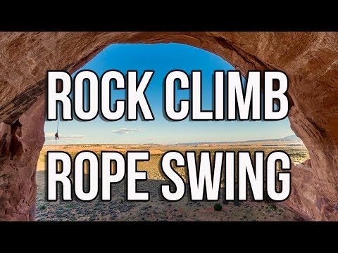 First Rock Climb