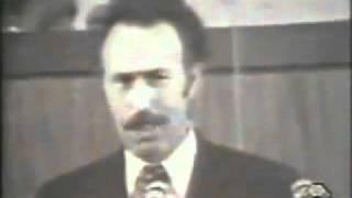 .أول رئيس عربي تكلم في الامم المتحدة باللغة العربية