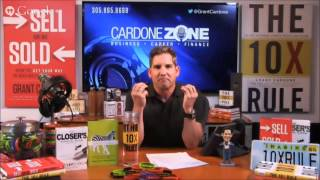 Grant Cardone talks about Scientology
