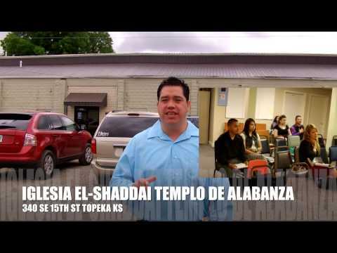 iglesia cristiana el shaddai templo de alabanza14 aniversario  2015