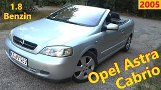 "Opel Astra ""G"" Cabrio // Авто в Германии"