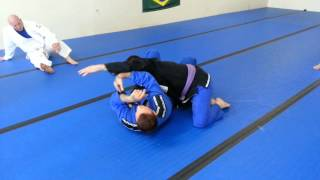 BQuick JJ Cross Face Block & Side Control Escape