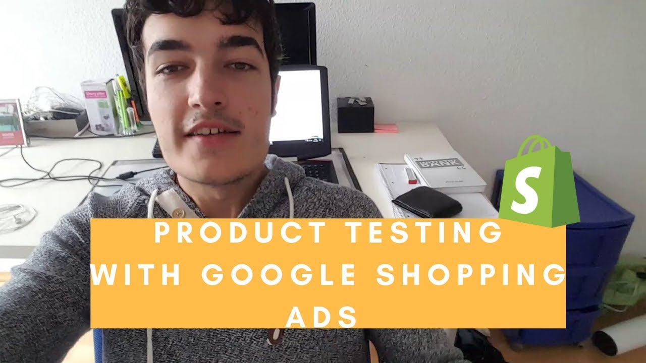 💡 How To Test Dropshipping Products With GOOGLE SHOPPING 💡