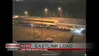 Massive load on EastLink