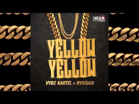 Vybz Kartel Ft Rvssian - Yellow Yellow (Raw) June 2014