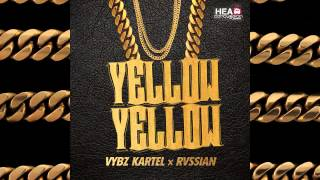 Vybz Kartel Ft Rvssian - Yellow Yellow (Raw) June 2014