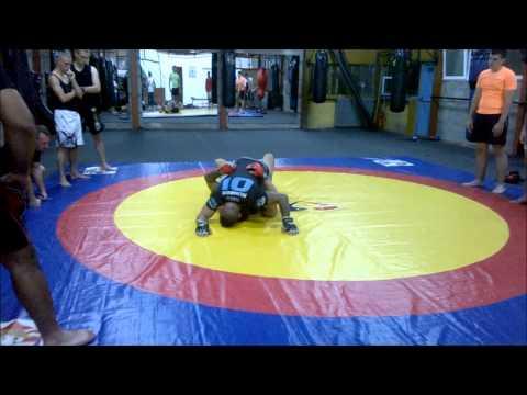 MMA TAURUNUM /trening 05.08.2014.