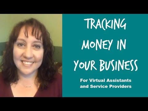 Tracking Money in your Business