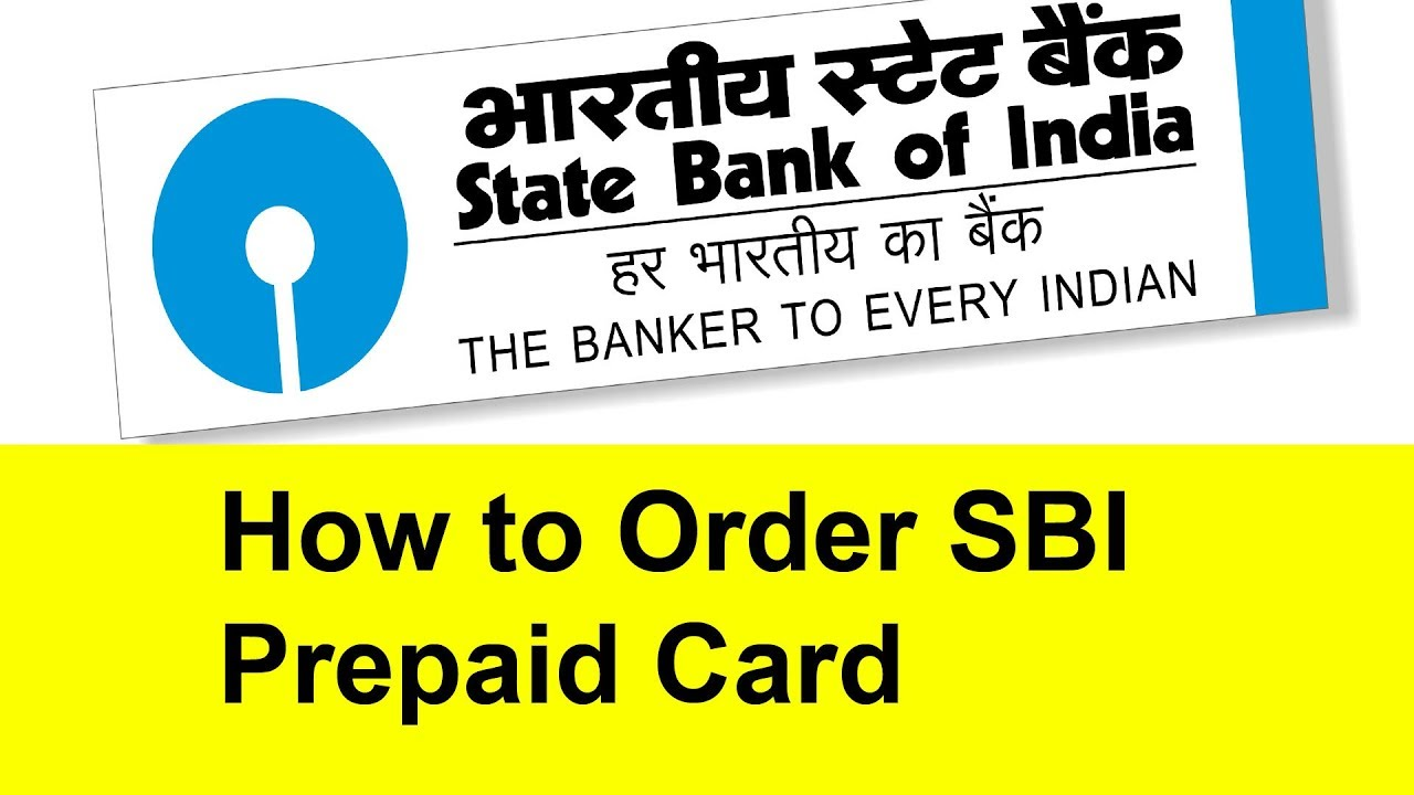 how to order sbi prepaid card tamil banking - Order Prepaid Card