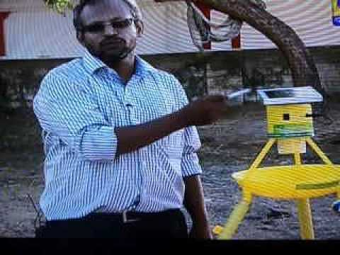 SAFS - Solar Light Trap Interview - Podigai TV (Full)