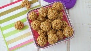 Rice Krispie Treat Balls - Fun Snacks For Kids - Weelicious