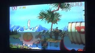 Nintendo Wii - Chicken Shoot - Classic mode - 20,495