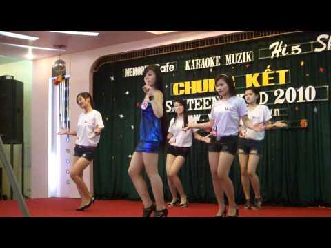 Clip chung kết miss teen yeuhaiduong.vn - Hải Dương City -miss 50 với điệu nhảy nobody