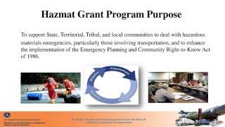 HazMat Emergency Preparedness Grant Application Webinar for Tribes (2016)