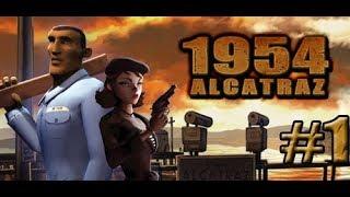 1954 Alcatraz #1-побег из Алькатраса ?