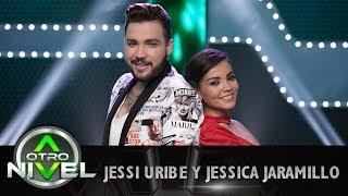 ¡Qué belleza! Jessi Uribe y Jessica Jaramillo ofrecieron u...