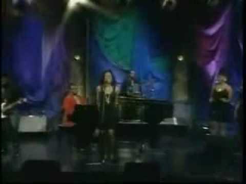 Angela Winbush - LIVE  Treat U Rite 1994