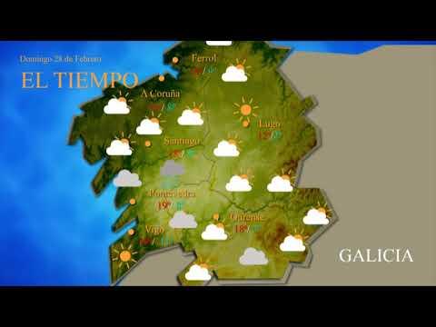 ¿Qué tiempo hará este fin de semana en Ourense?