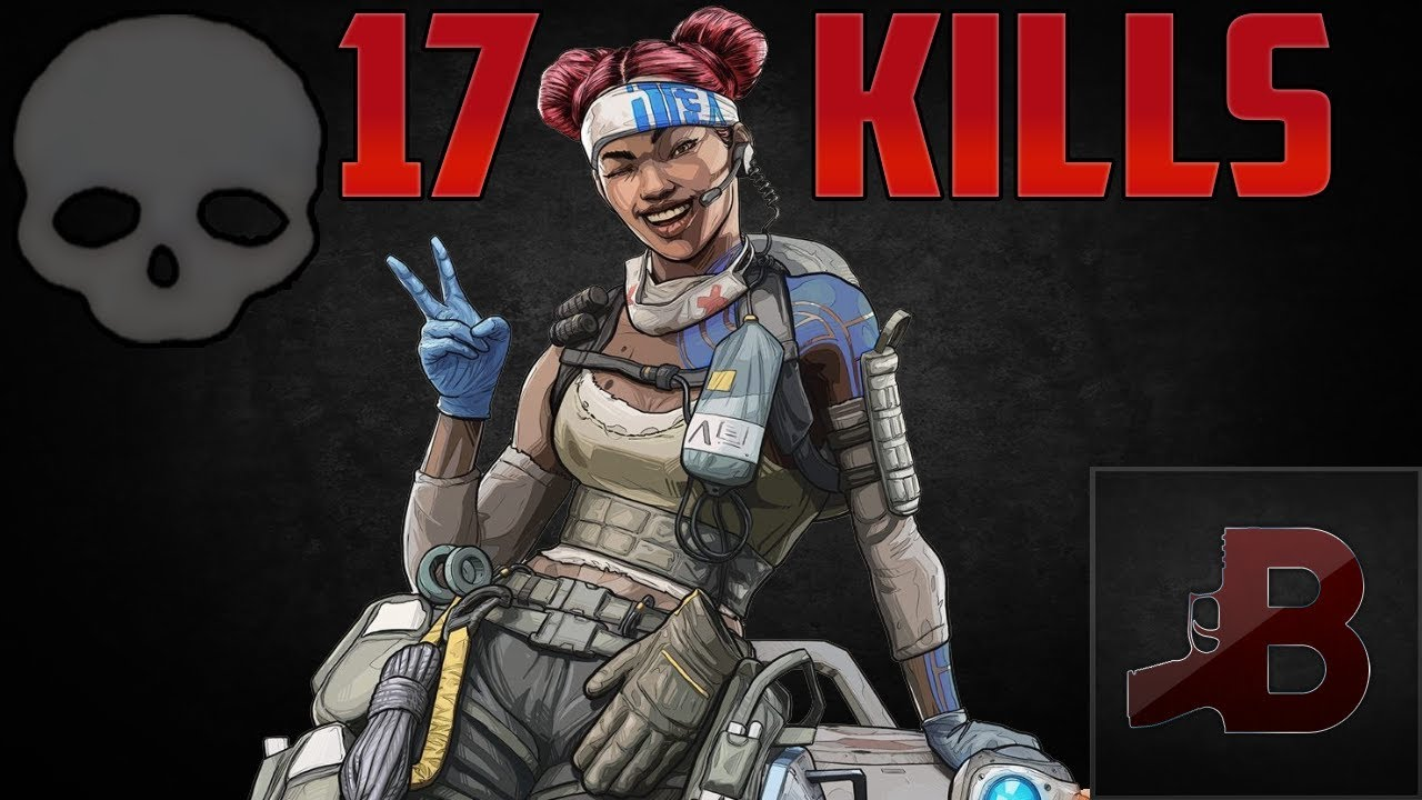 17 Kill Game! - Apex Legends - High Kill Game