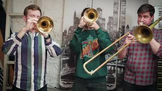 Last Christmas - High & Mighty Brass Band feat. Charly Kay