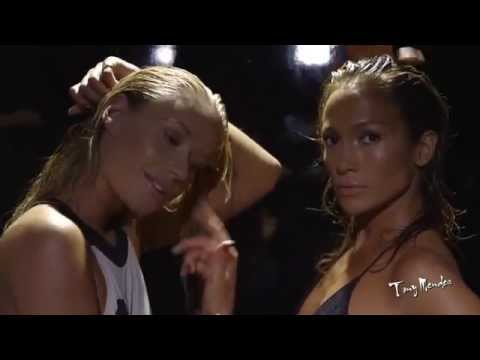 Jennifer Lopez ft Iggy Azalea - Booty (Barry Harris & Division 4 Remix - Tony Mendes Video Re Edit)