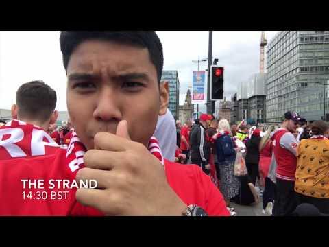 VLOG Parade Juara Liverpool UCL 2019 #SixTimes - Liverpool Indonesia