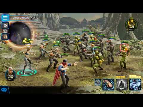 Marvel Strike Force - 'Eye of the Storm' Brings Ororo Munro!