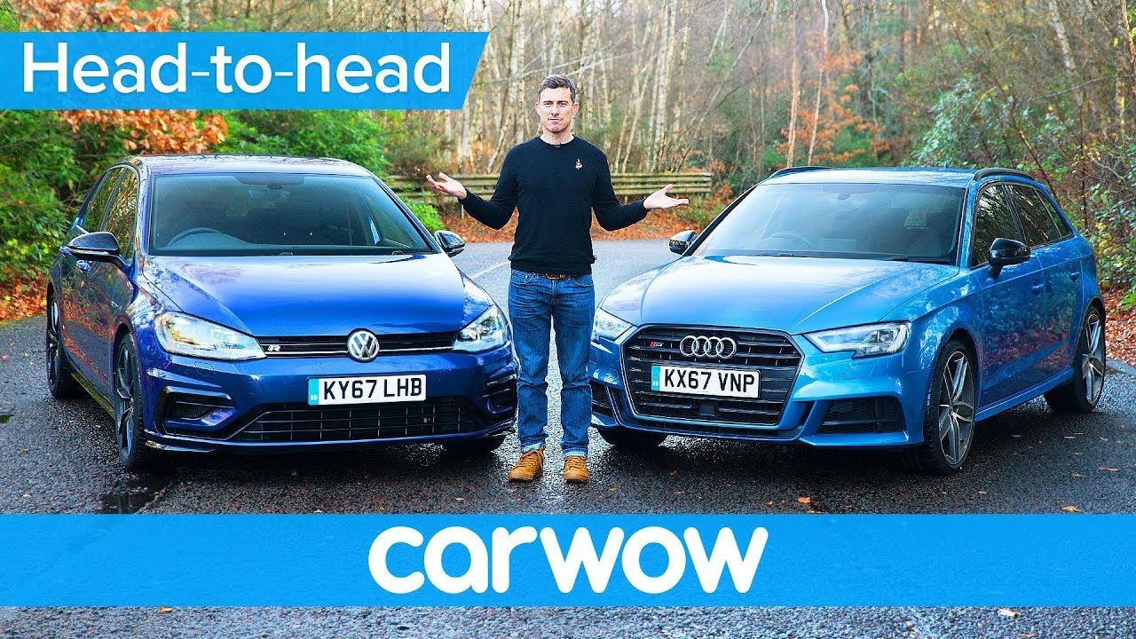 vw golf r vs audi s3 2018 find out which is the best head to head youtube. Black Bedroom Furniture Sets. Home Design Ideas