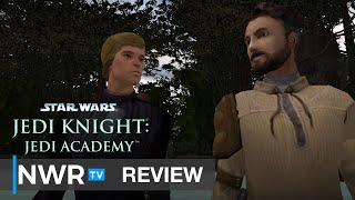 STAR WARS Jedi Knight: Jedi Academy (Switch) Review - A Bit Forced (Video Game Video Review)