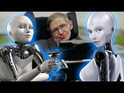 Stephen Hawking's Warning To Humanity