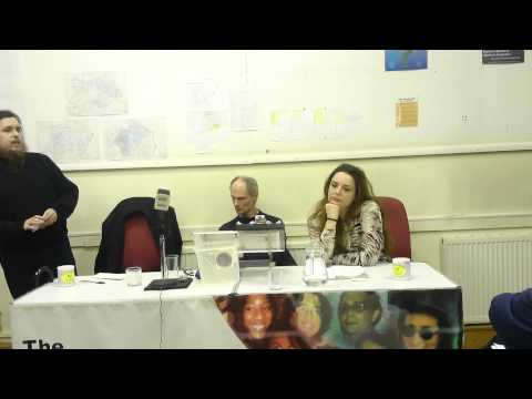 Elizabeth Jones UKIP v Bill Martin SPGB