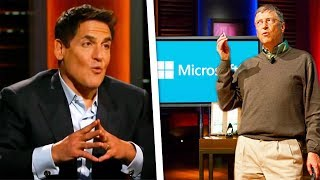 The Richest Guests On Shark Tank!