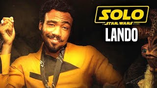 Solo A Star Wars Story Lando Is Pansexual Confirmed By Writer (Star Wars News)